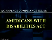Americans with Disabilities Act thumbnail