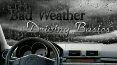 Bad Weather Driving Basics thumbnail