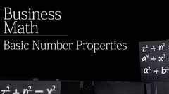 Formulas: Basic Number Properties thumbnail