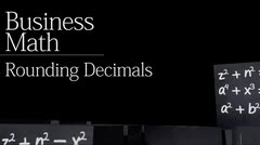 Decimals: Rounding Decimals thumbnail