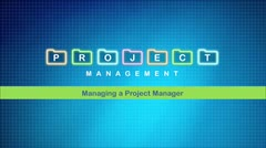 Managing a Project Manager thumbnail