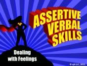 Assertive Verbal Skills: Dealing with Feelings  thumbnail