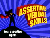 Assertive Verbal Skills: Your Assertive Rights  thumbnail