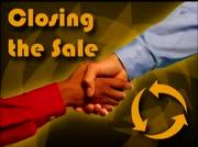 Closing the Sale thumbnail