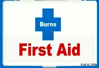 First Aid - Burns thumbnail