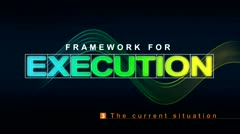 Framework for Execution: The Current Situation thumbnail