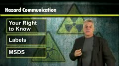 Hazard Communication: Your Right to Know thumbnail