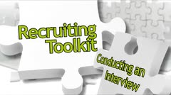 Recruiting Toolkit: Conducting Interviews thumbnail