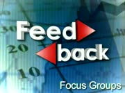 Feedback: Focus Groups thumbnail