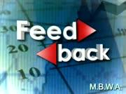 Feedback: MBWA thumbnail