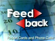 Feedback: Report Cards and Phone Calls thumbnail