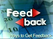 Feedback: Ways to Get Feedback thumbnail