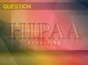 HIPAA: Penalties thumbnail