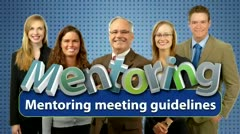 Mentoring: Mentoring Meeting Guidelines thumbnail