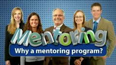 Mentoring: Why a Mentoring Program? thumbnail