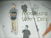Motivating Won't Dos thumbnail