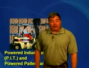 Powered Industrial Trucks and Power Pallet Trucks thumbnail