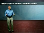 Regulation E: Electronic Check Conversion (ECK) thumbnail
