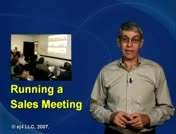 Running a Sales Meeting thumbnail