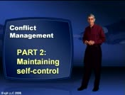 Conflict Management: Maintaining Self-Control thumbnail