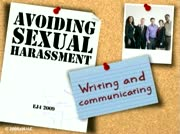 Sexual Harassment: Avoiding Sexual Harassment Writing and Communicating an Effective Policy thumbnail