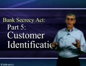 Bank Secrecy Part 5: Customer Identification thumbnail