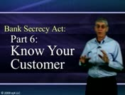 Bank Secrecy Part 6: Know Your Customer thumbnail