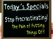 Stop Procrastinating - The Pain thumbnail