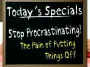 Stop Procrastinating - The Pain thumbnail