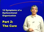 Ten Symptoms of an Unhealthy Organization: The Cure thumbnail