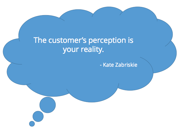 customer perception about tractor Many times what you perceive as the most value-added aspect of your business is not the same as your customer's perception lawn tractors, snow throwers, golf carts.