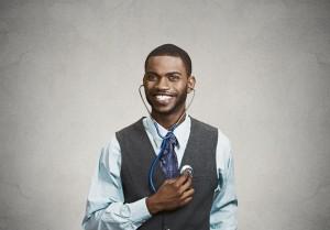 Salesperson Listening